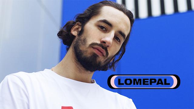 Lomepal, le rappeur skateur au Grand Coeur 👫