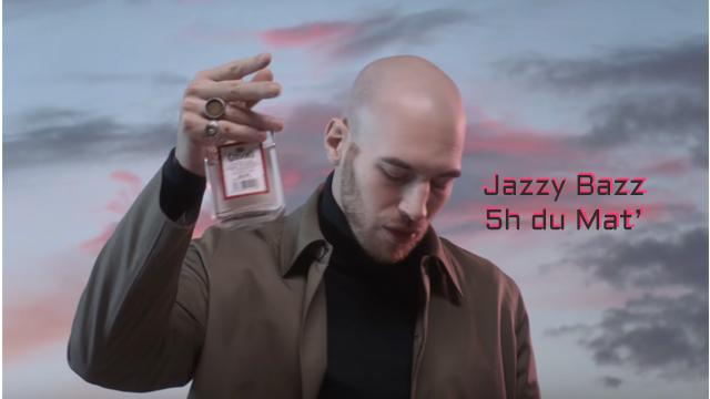 Le nouveau bijou visuel de Jazzy Bazz est là !