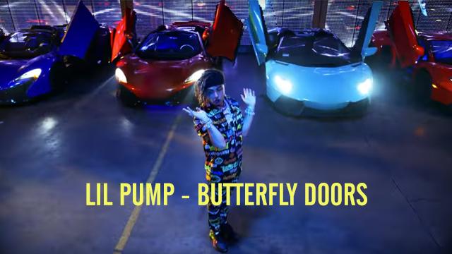 """Lil Pump, le King du """"Retarded Rap"""" fracasse des nuques avec Butterfly Doors"""