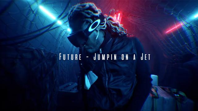 """Future enchaine avec """"Jumpin on a Jet"""" et annonce son nouvel album"""