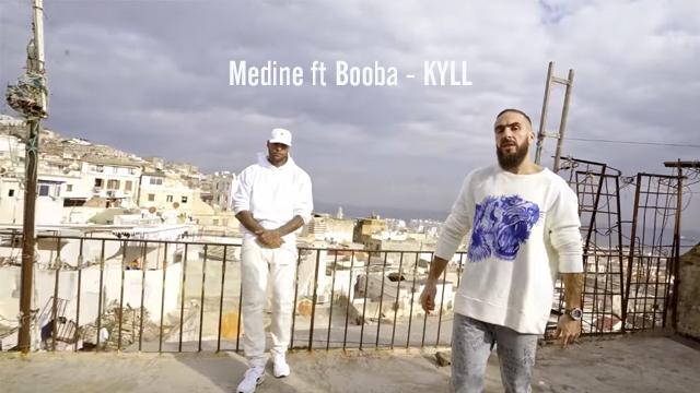 """Médine et Booba révèle le clip """"KYLL"""""""