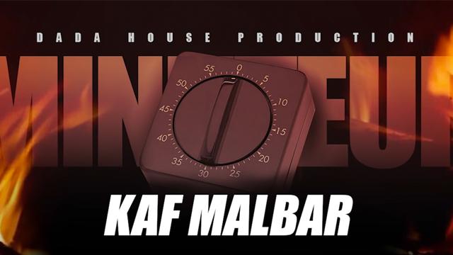 Tout n'est plus qu'une histoire de temps pour Kaf Malbar