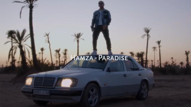 """Hamza nous offre le """"Sauce Paradise"""" !"""