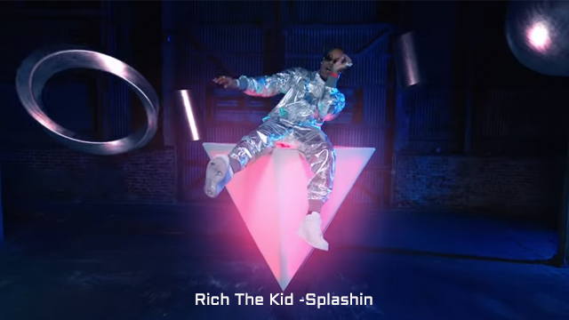 "Rich The Kid en fout partout avec ""Splashin"" !"