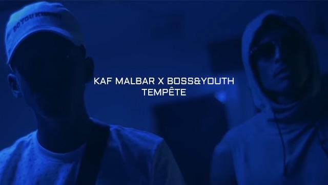 Kaf Malbar sème la tempête avec Boss&Youth !