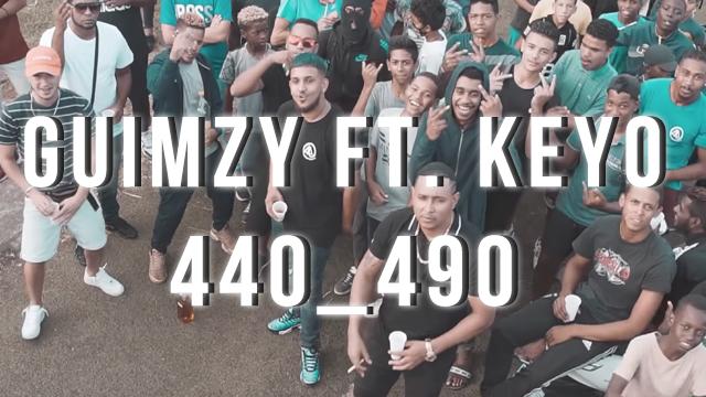 Guimzy et Keyo connectent le 440 et le 490 dans leur nouveau clip