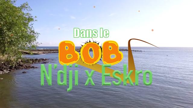 "N'ji et Eskro mettent tout ""Dans l'Bob"" 🎄"