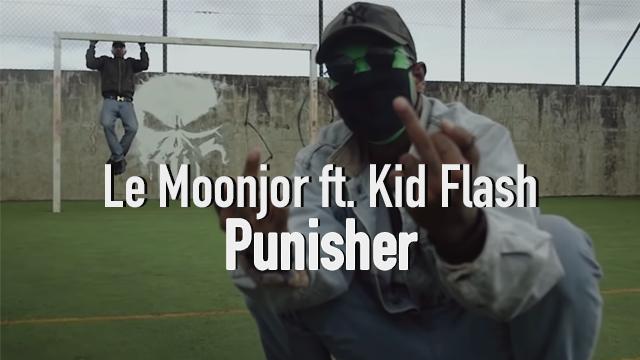 """Le Moonjor et Kid Flash en full Trap sur """"Punisher"""""""
