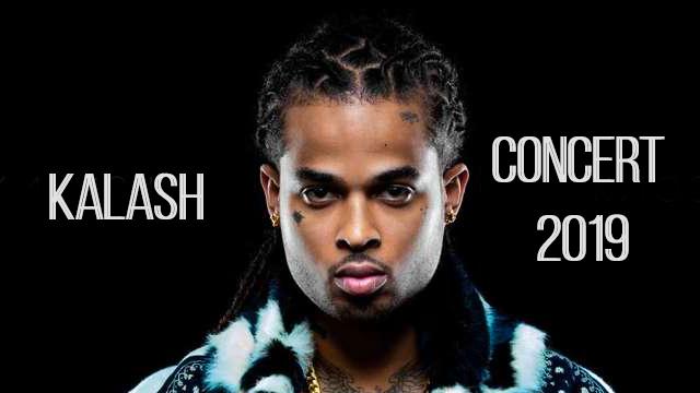 Kalash en concert live à la Réunion | Festi'World 2019