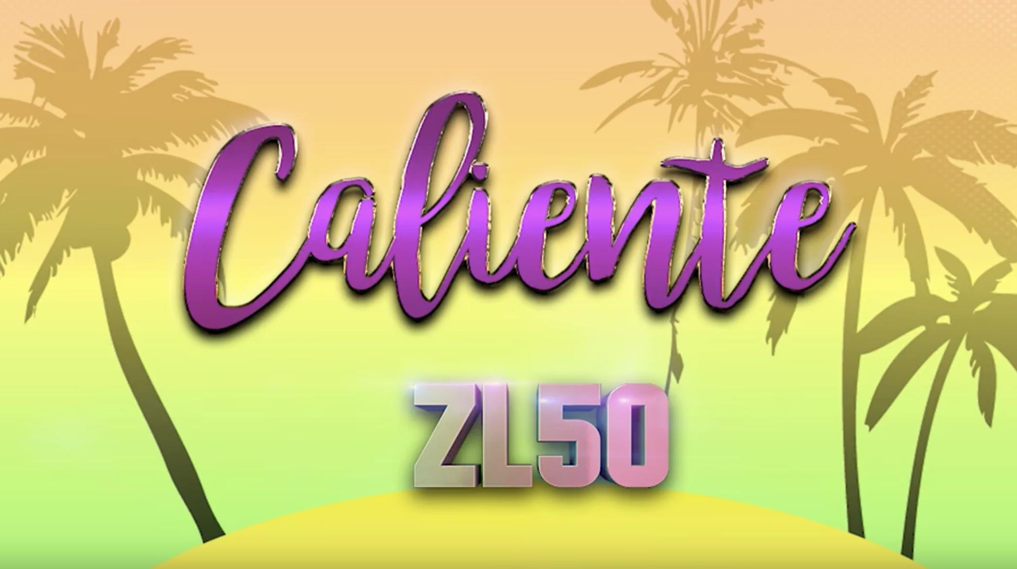 Zl50 ramène l'AfroTrap avec Caliente #1