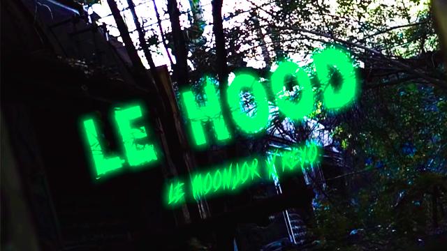"""Le Moonjor et Keyo se connectent dans """"Le Hood"""""""