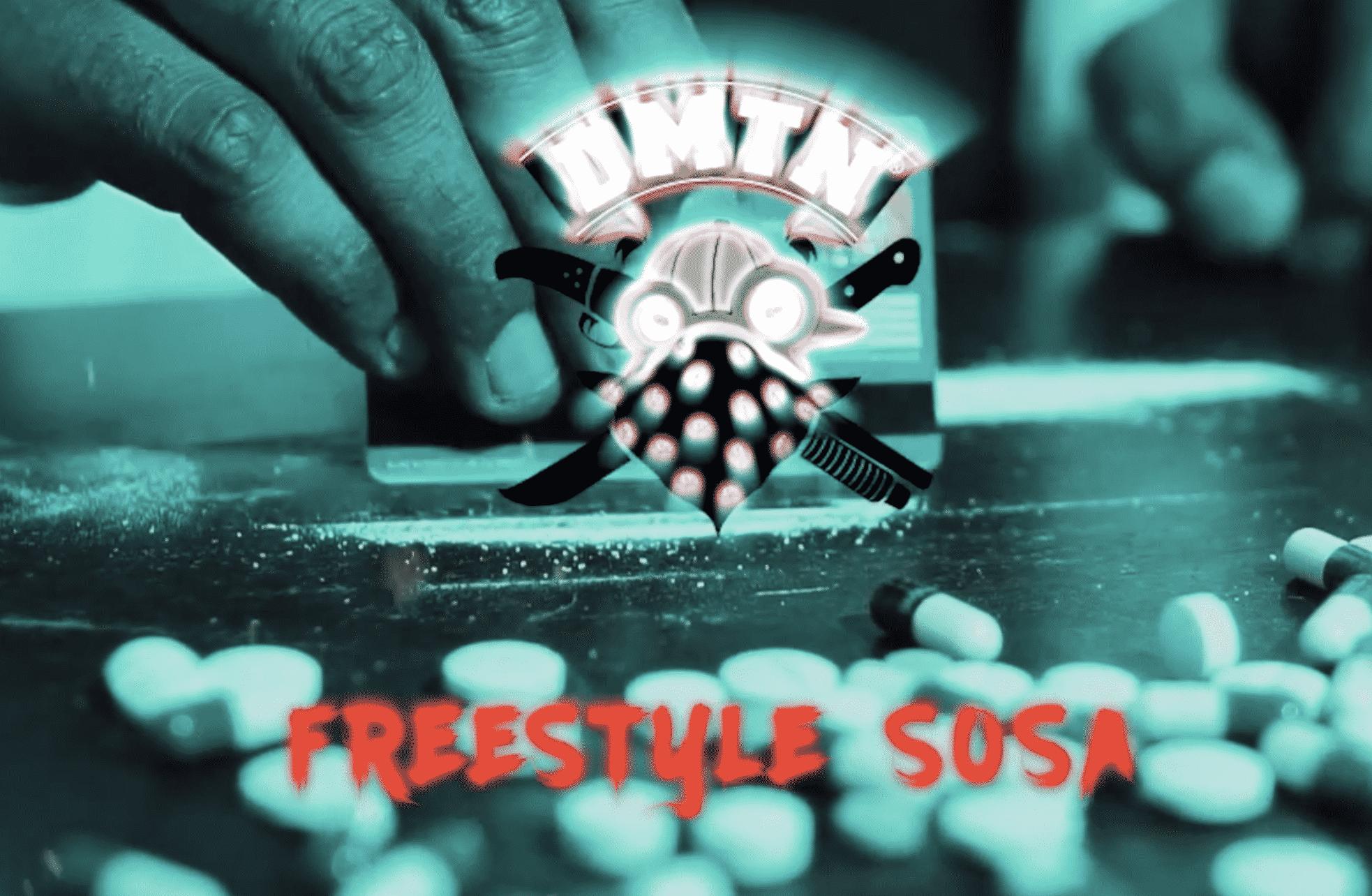 """DMTN t'explique sa vie dans le """"Freestyle SOSA"""""""