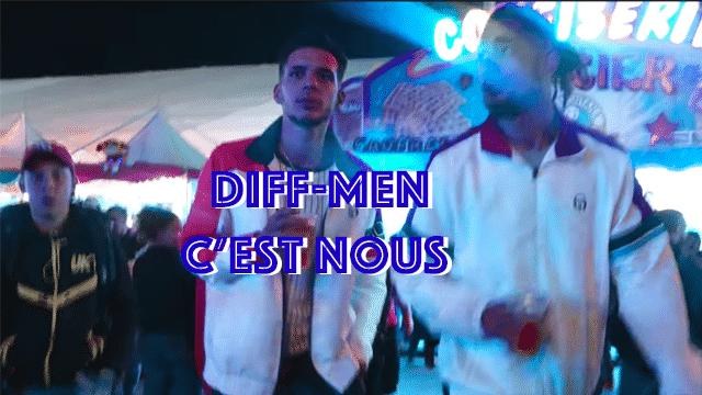 """""""C'est nous"""", la nouvelle vibe  de DIFF-MEN"""