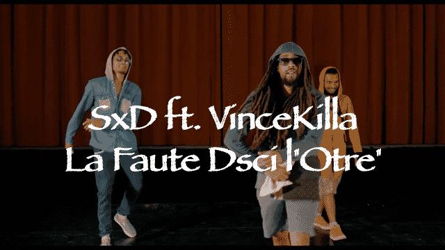 'La Faute Dsci l'Otre' est un avant-goût de SKRO, Dinix et VinceKilla