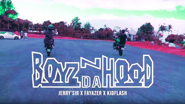 """Jerry'Sir, Fayazer et Kid Flash se retrouvent à nouveau """"BNDH"""""""