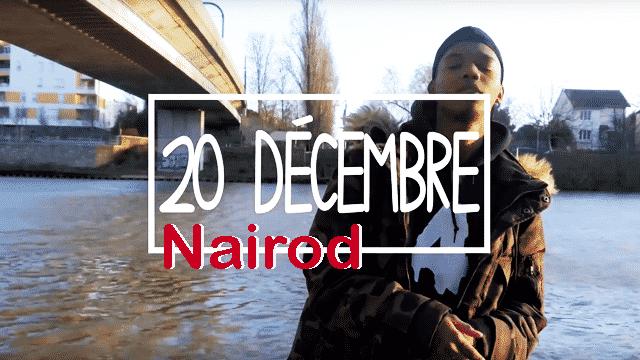 """Nairod frappe fort avec """"20 Décembre"""""""