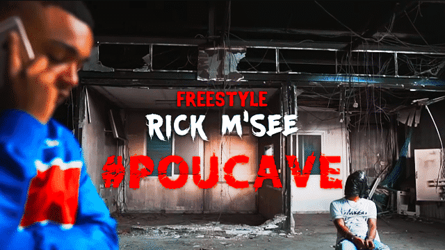 Rick M'See sort un Freestyle qui va faire trembler les Poucaves