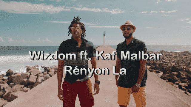 Rényon La, le nouvel hymne local produit par Wizdom et Kaf Malbar ?