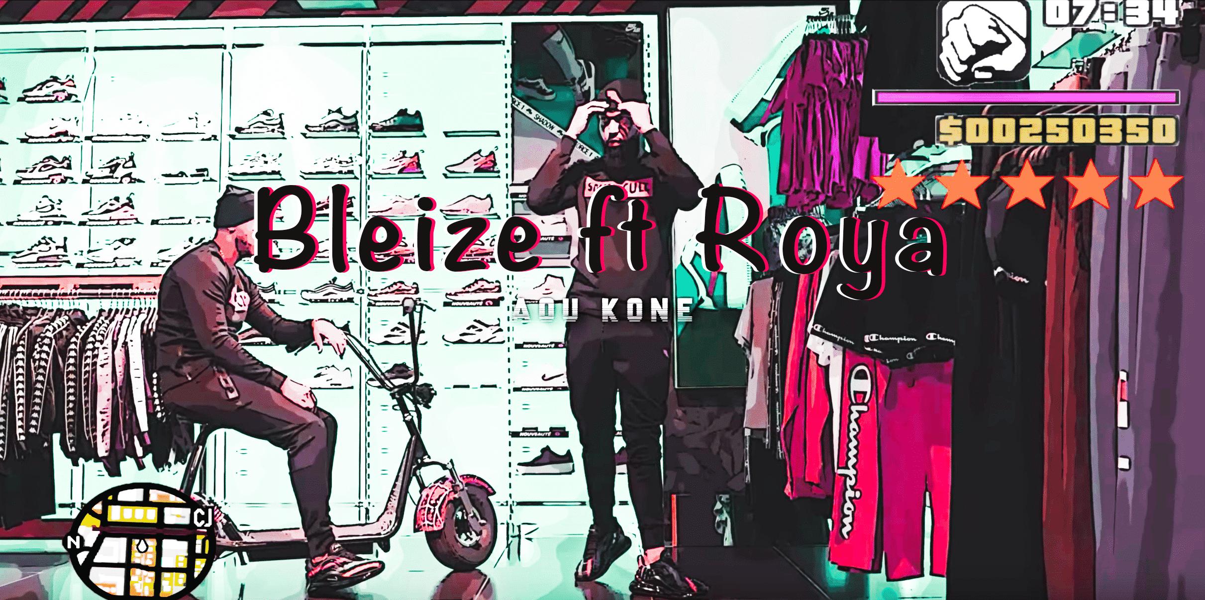"""Bleize et Roya démarrent 2020 avec """"AOU KONE"""""""
