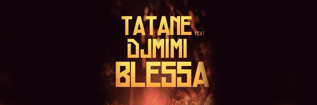 "TATANE fait son come-back solo avec ""Blessa"""