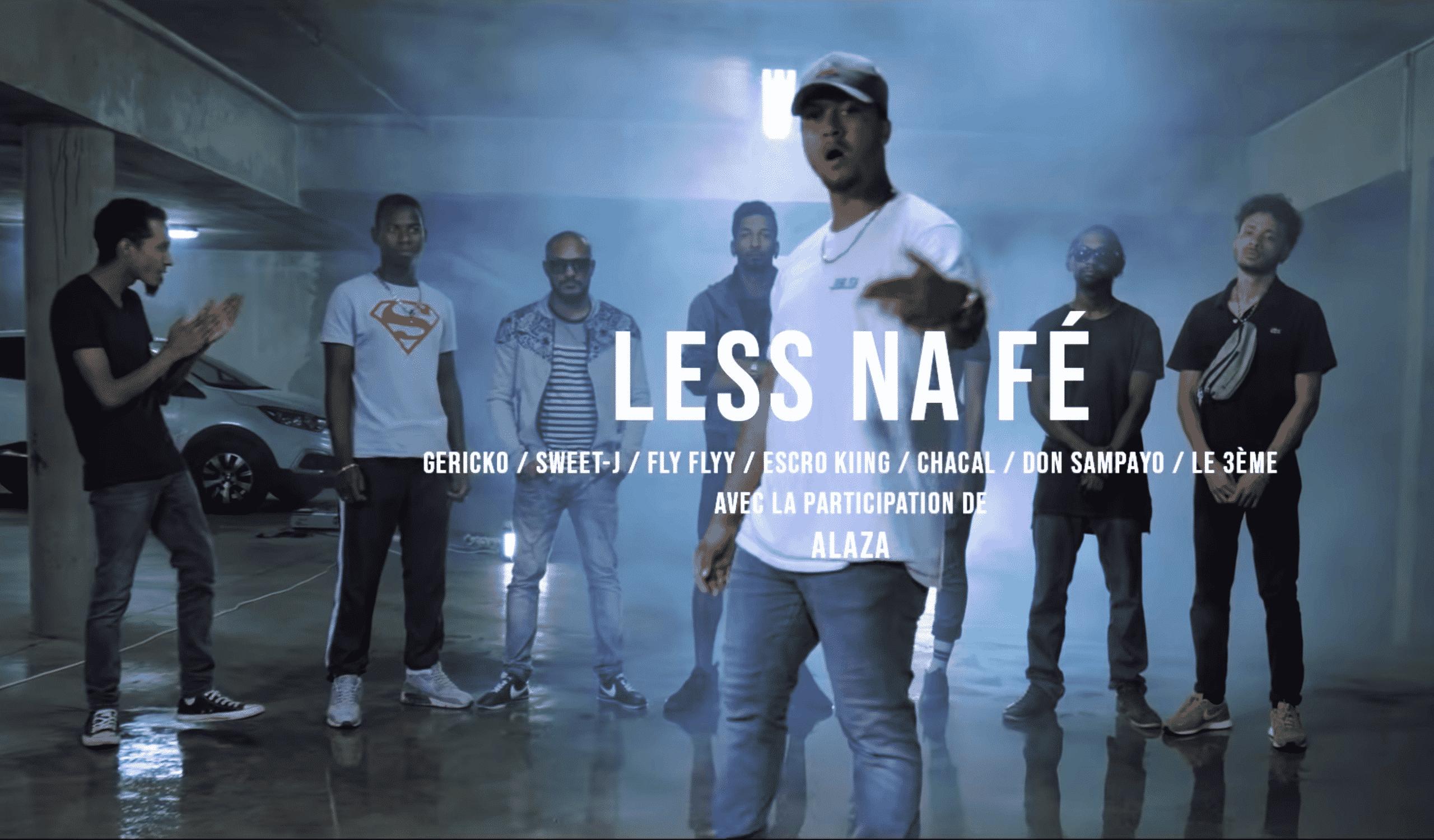 """ASL présente """"Less na fé"""" en collaboration avec Alaza"""