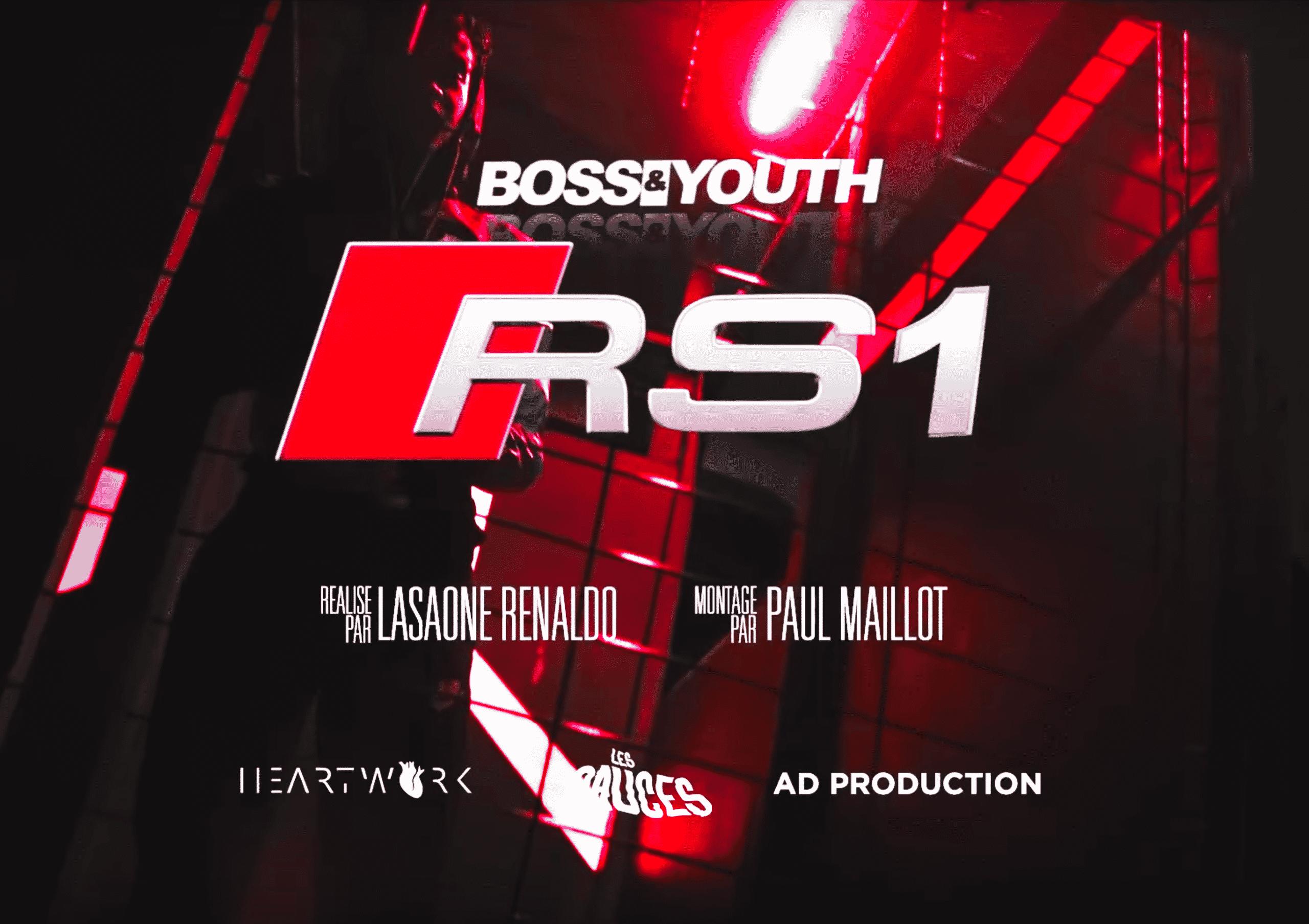 """Boss&Youth donne le ton pour 2020 avec le """"Freestyle RS1"""""""