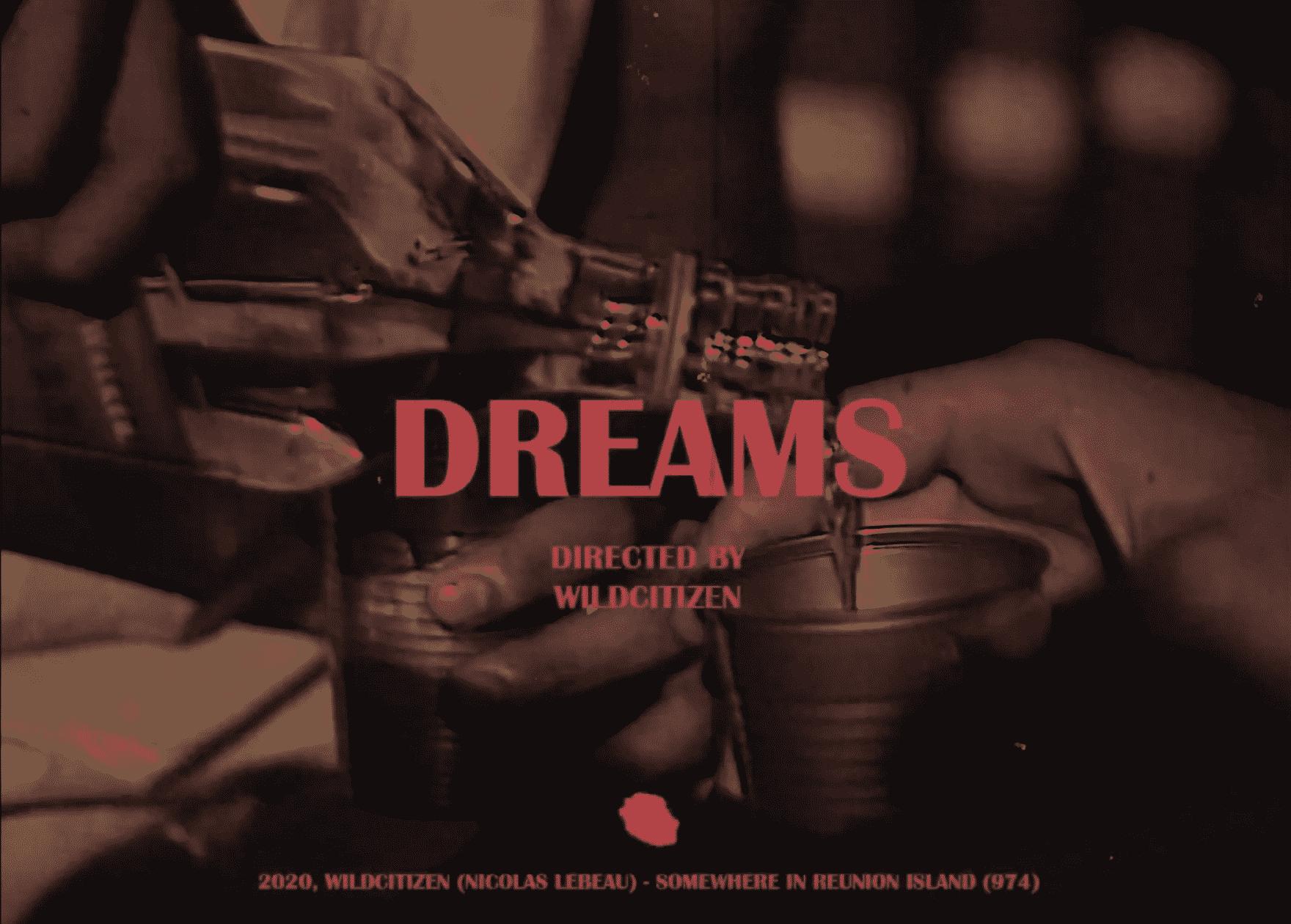 """Max-T , Siar & Antes nous emmène dans leur """"Dreams"""""""