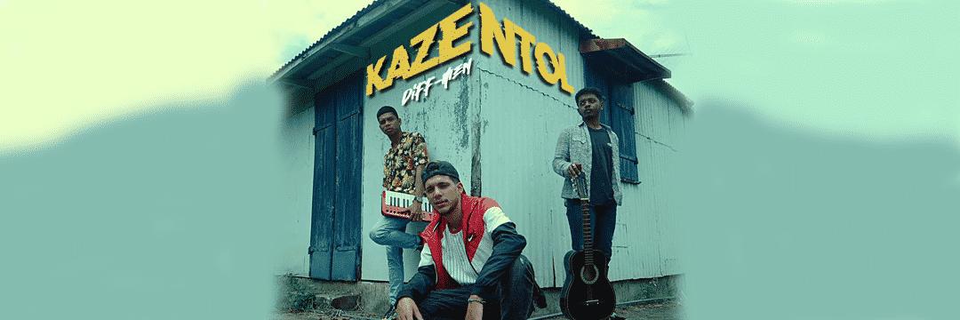 """Diff-Men présente """"Kazentol"""", un projet aux inspirations multiples"""