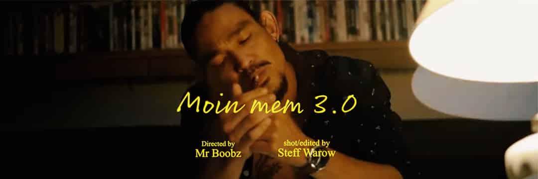 """Mr Boobz continue de mettre en image son EP """"Si près des Etoiles"""""""