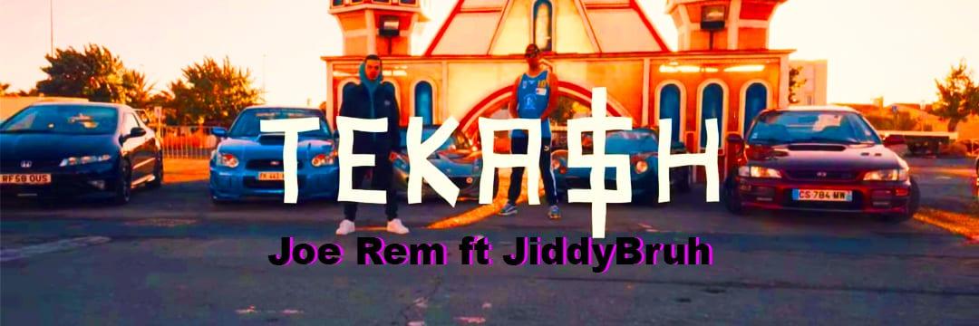 Joe Rem découpe une prod du célèbre JiddyBruh