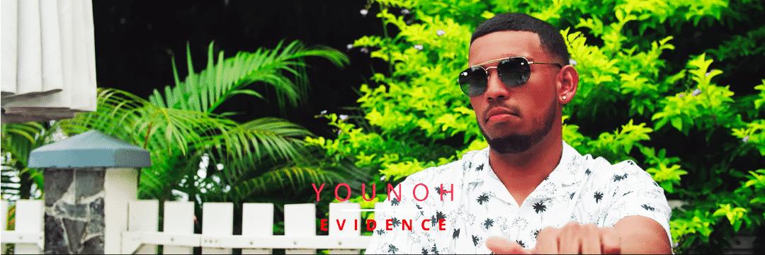 "Younoh démarre sa carrière avec ""Evidence"""