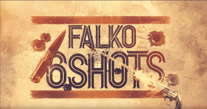 """Falko dégaine ses armes sur """"6shots"""""""
