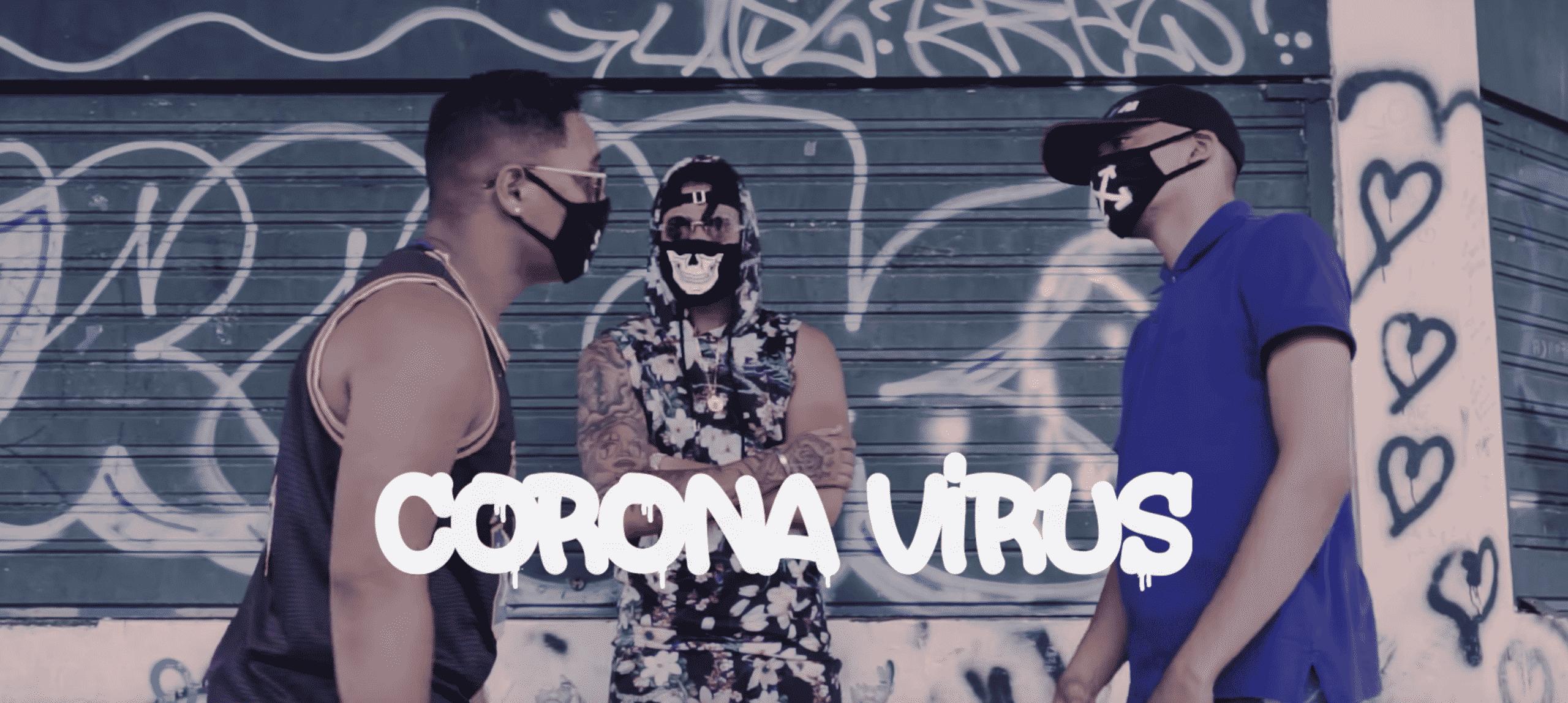 Le coronavirus inspire : DJ Bob présente sa création très afro !