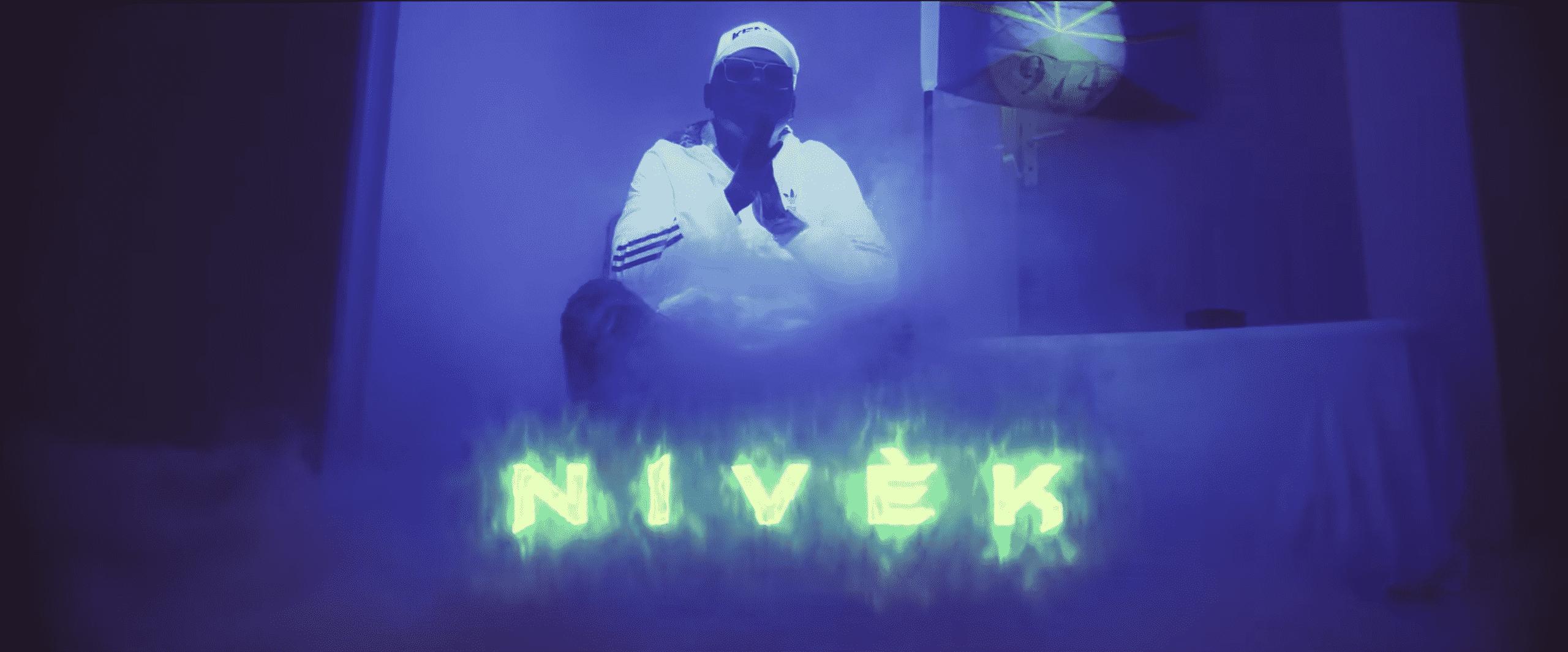 Nivèk porte fièrement ses couleurs et valeurs dans «zenfan ghetto»