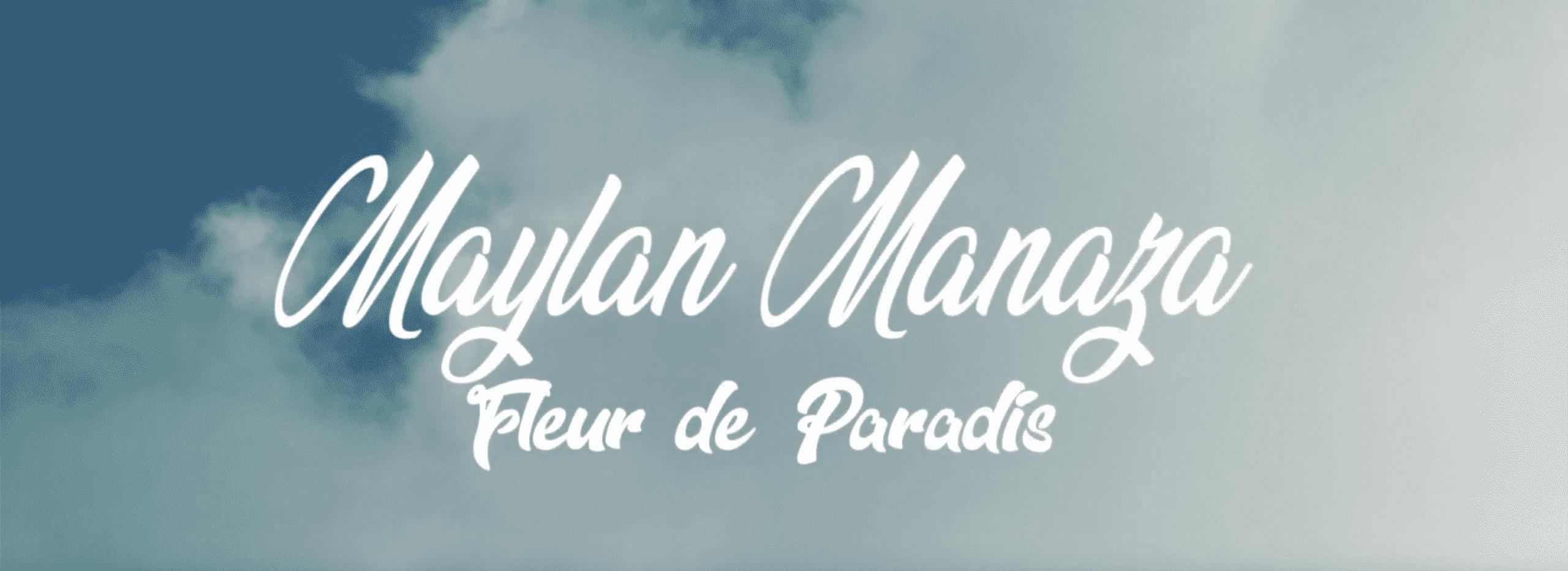 Maylan déclare sa flamme à sa 'Fleur de Paradis'