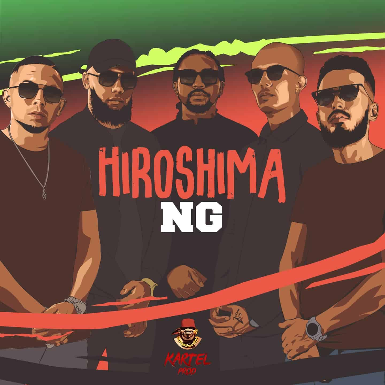 NG lâche sa bombe sur le game local avec «Hiroshima»