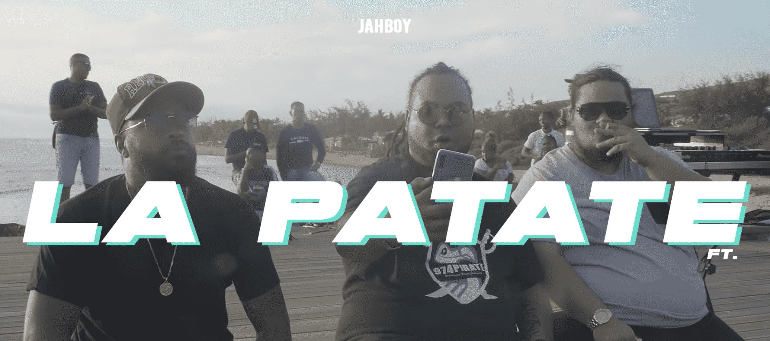 """JahBoy et Double Tune nous balancent """"La Patate"""""""