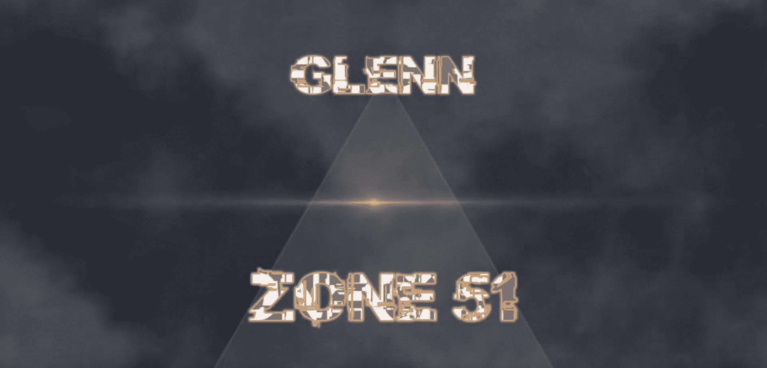 """Glenn débarque d'une autre planète avec sa Trap sur """"Zone 51"""""""