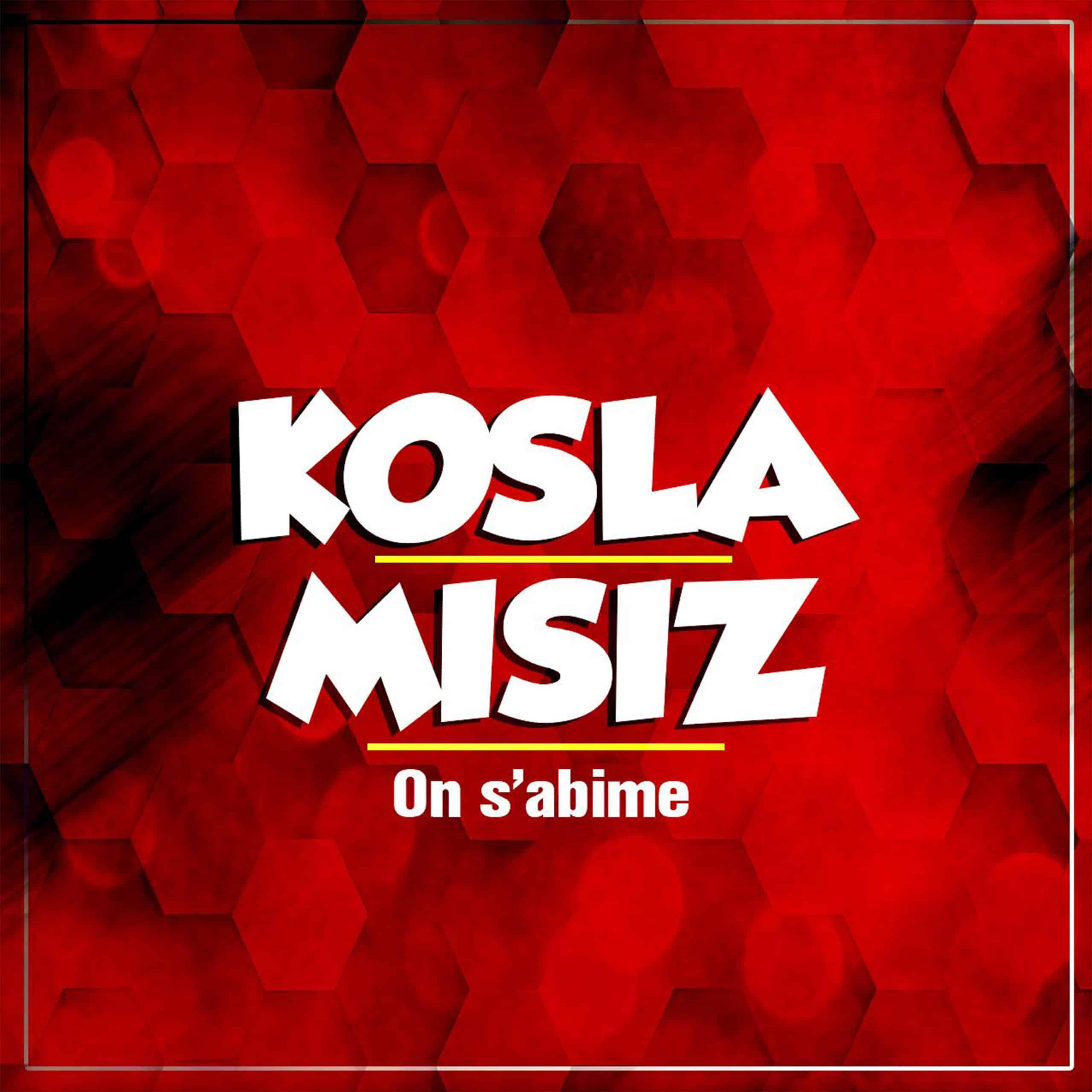 """Kosla et Misiz rassurent l'être aimé sur le zouk """"On s'abîme"""""""