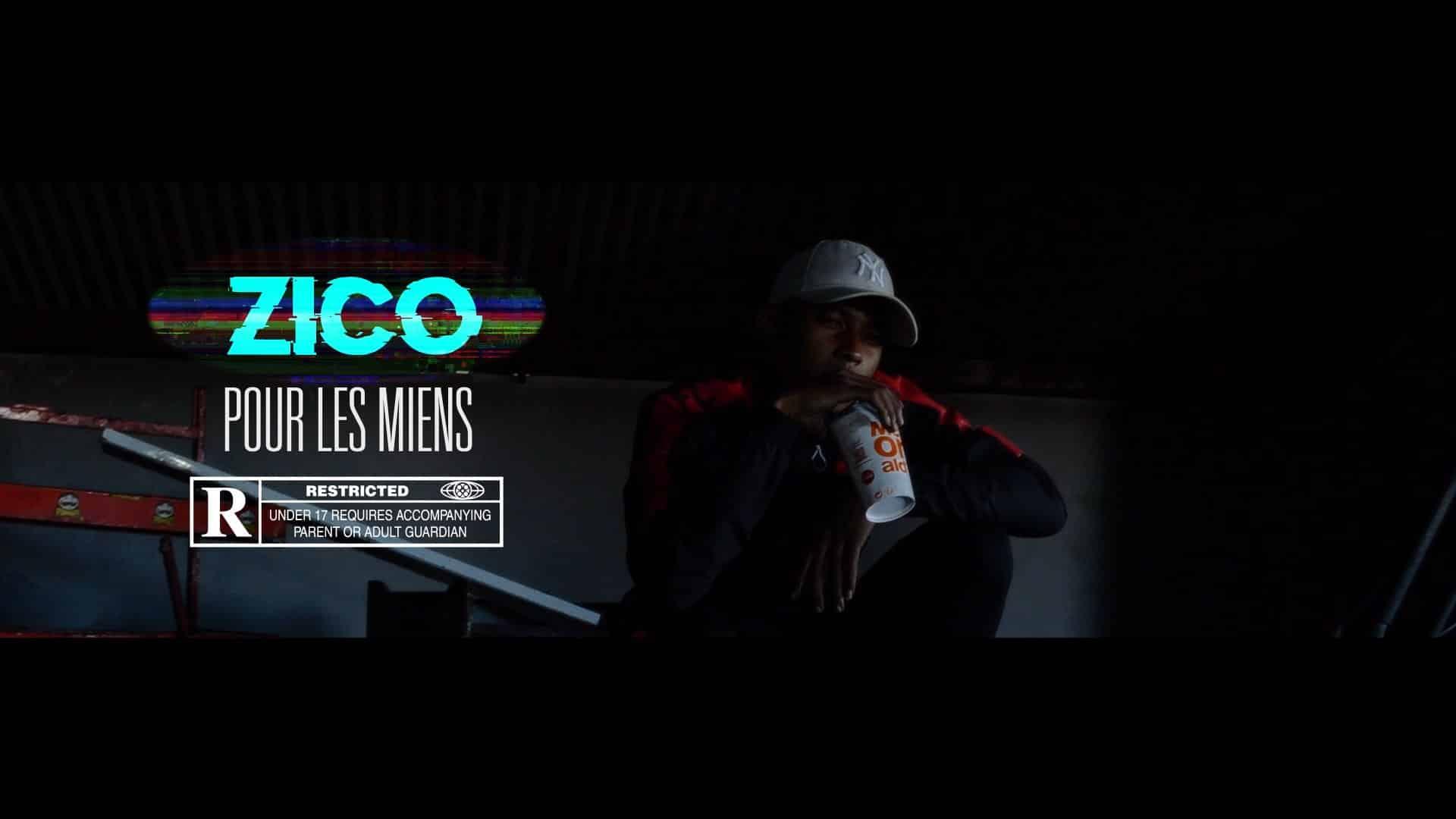 """ZICO signe son retour avec un sombre clip """"Pour Les Miens"""""""