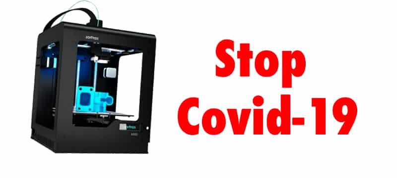 Hors-Série #1 : L'impression 3D se met au service de la lutte contre le Coronavirus