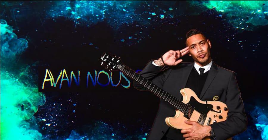 Guillaume Hoarau lance sa carrière musicale aux côtés de Kaf Malbar, Wizdom, Samora et Dj Mimi