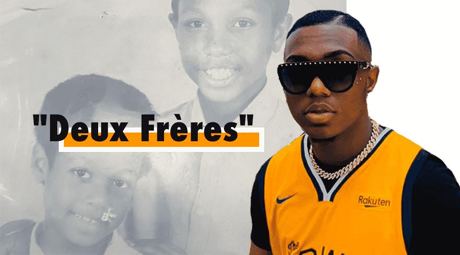"""Junior réalise un court-métrage qu'il intitule """"Deux Frères"""""""