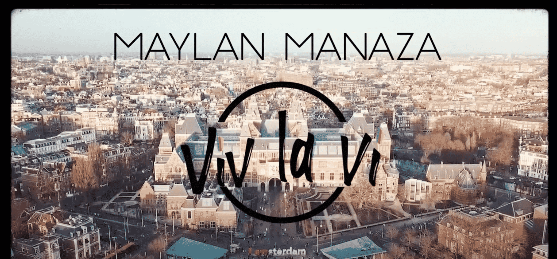 "Maylan Manaza nous invite à ""Viv la Vi"" en reggae + BONUS"