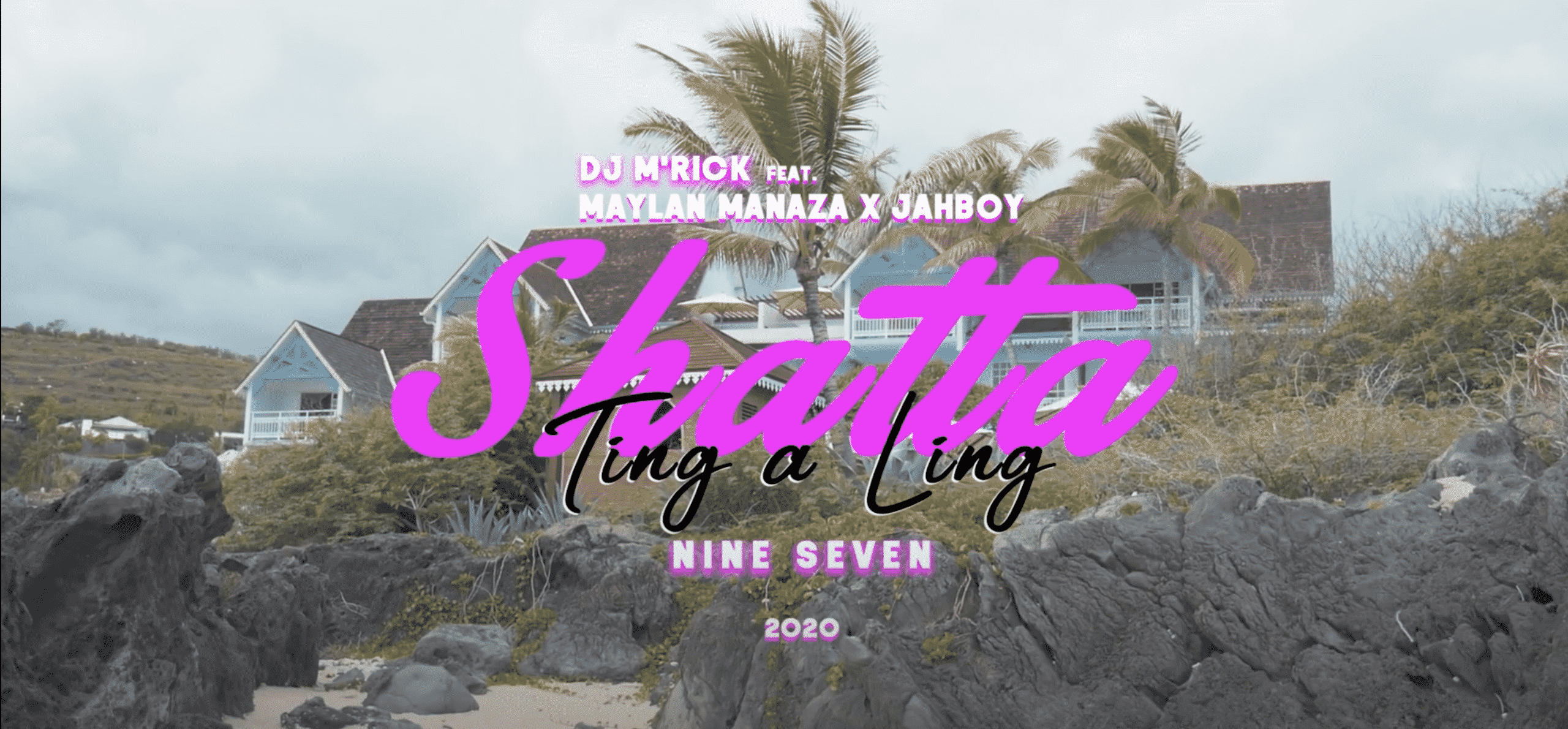 "Dj M'Rick dévoile enfin ""Shatta Ting A Ling"" avec Maylan et JahBoy"