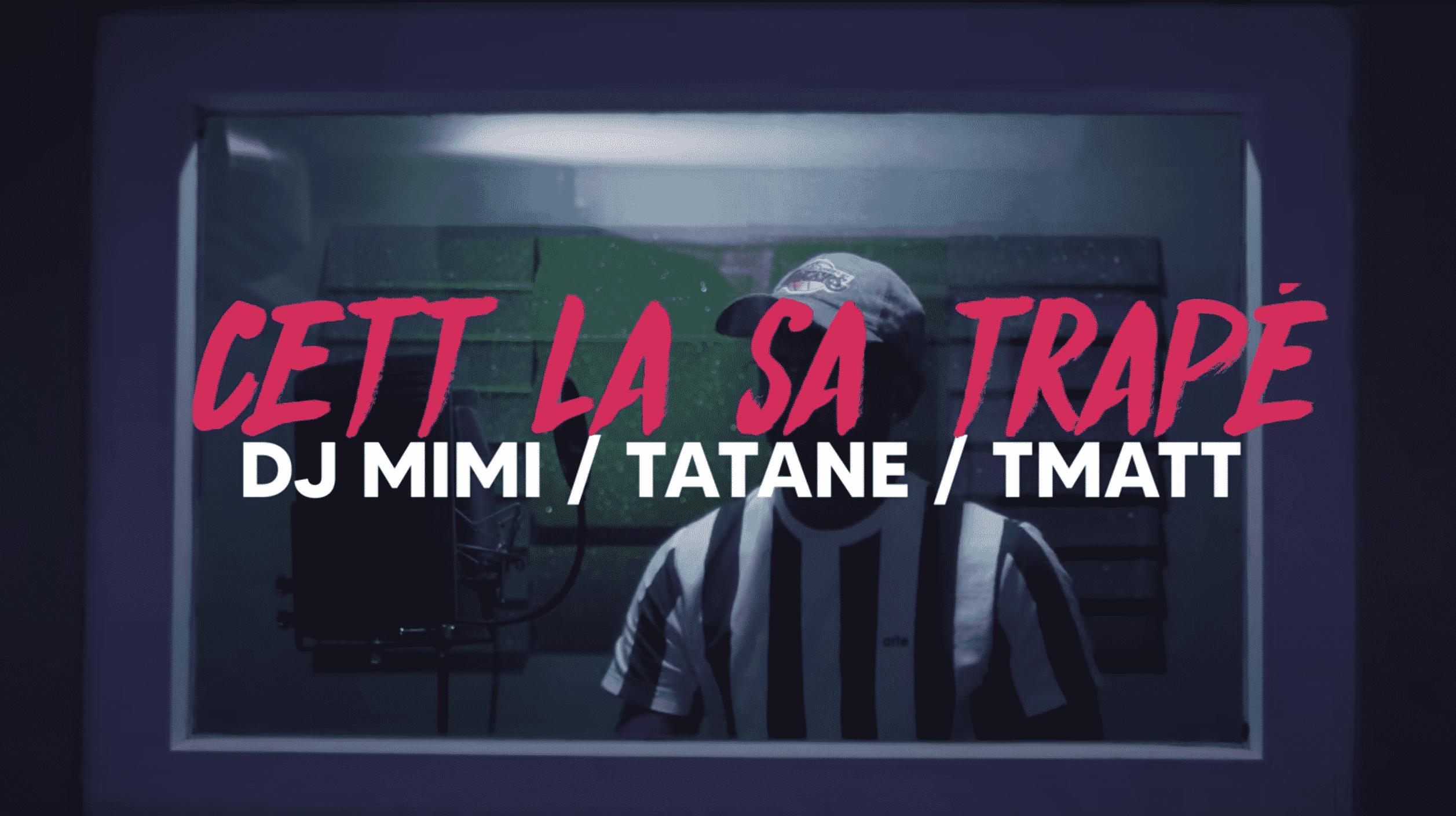 DJ Mimi fait un retour fracassant avec T Matt et Tatane