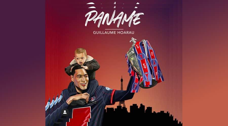 Guillaume Hoarau chante son amour en balade pour «Paname»