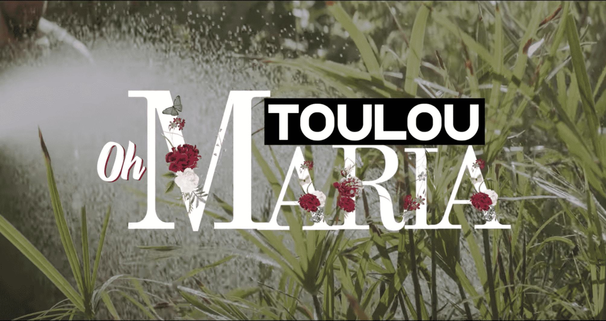 """Toulou dévoile enfin le clip de """"Oh Maria"""""""
