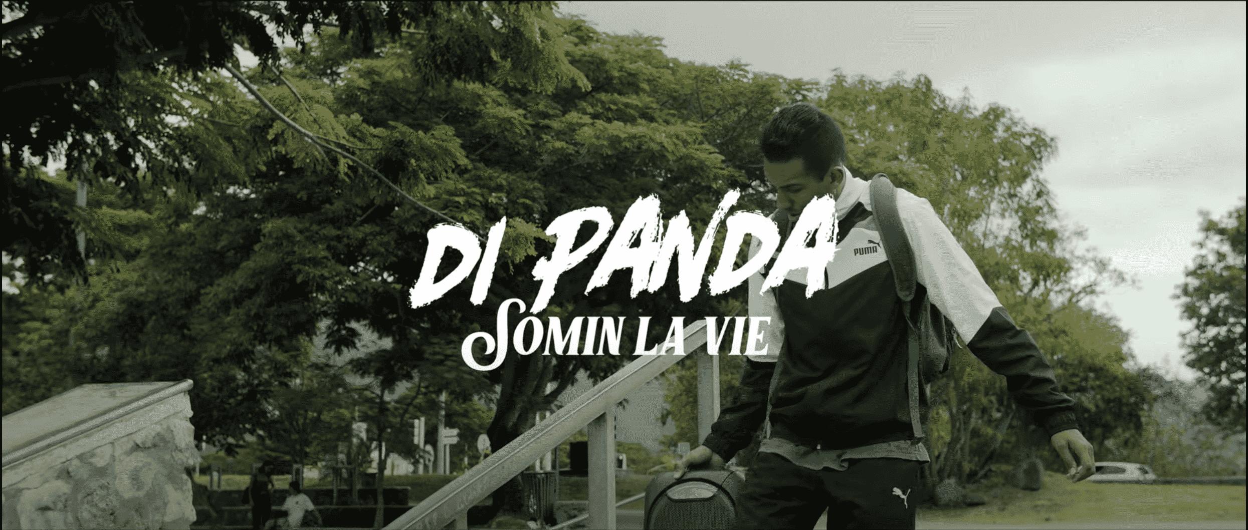 "Di Panda illustre d'un clip son titre ""Somin La Vie"""
