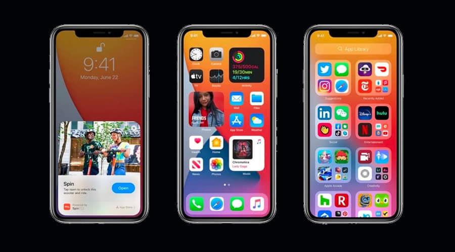 Tout ce vous devez savoir sur les nouveautés de iOS 14